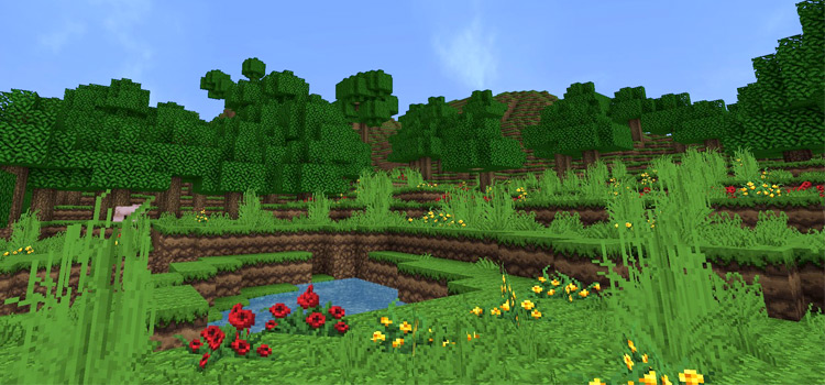 Dokucraft mod for Minecraft - screenshot in HD