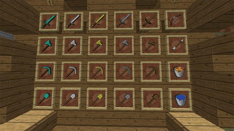 Faithful Minecraft free textures pack
