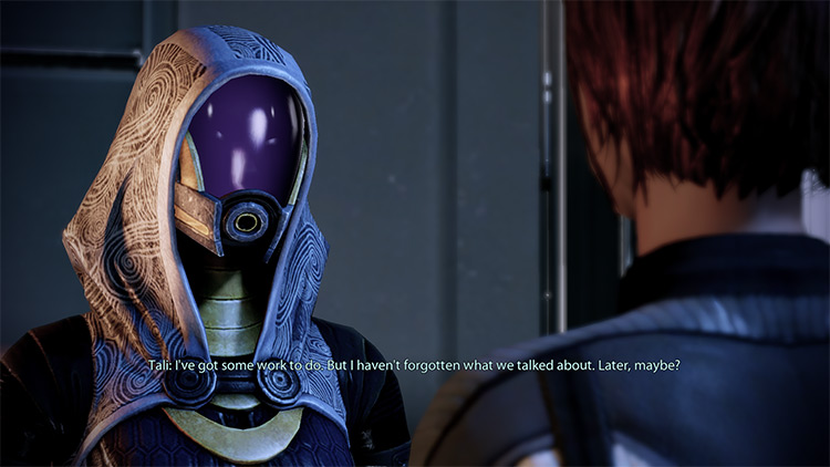 Same-Gender Romances for Mass Effect 2