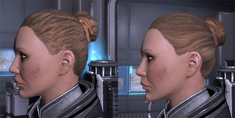 ME2 Improved Bun Textures mod