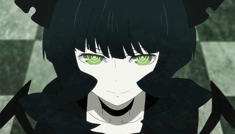 Yomi Takanashi / Dead Master in Black★Rock Shooter
