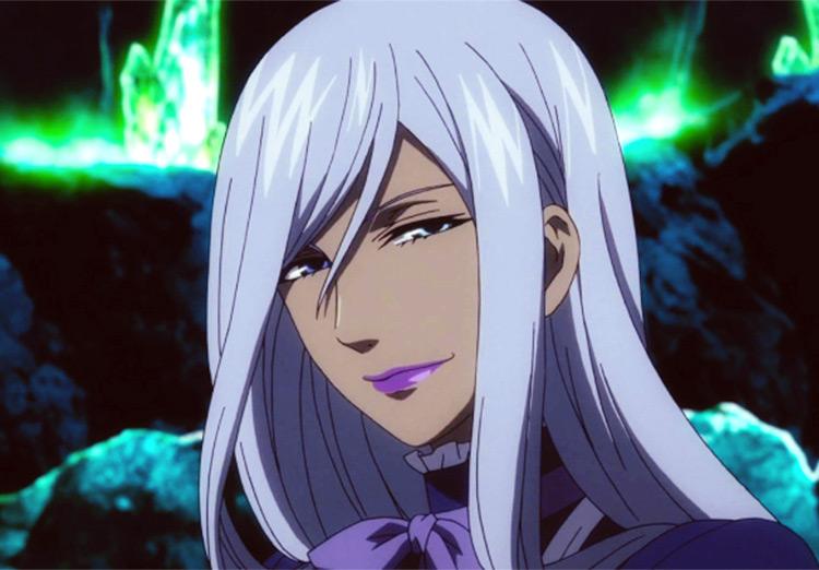 Hannah Annafellow in Black Butler anime