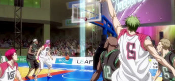 Kuroko No Basket basketball anime screenshot