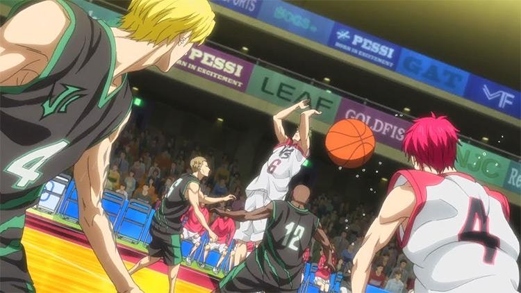 Kuroko no Basket: Last Game (OVA) screenshot