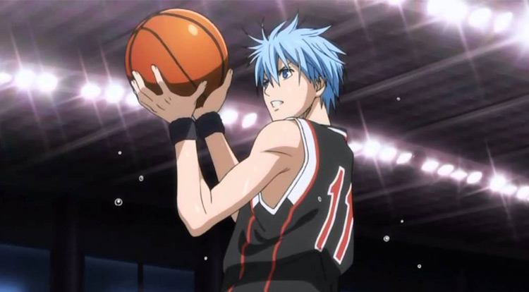 Kuroko no Basket anime screenshot
