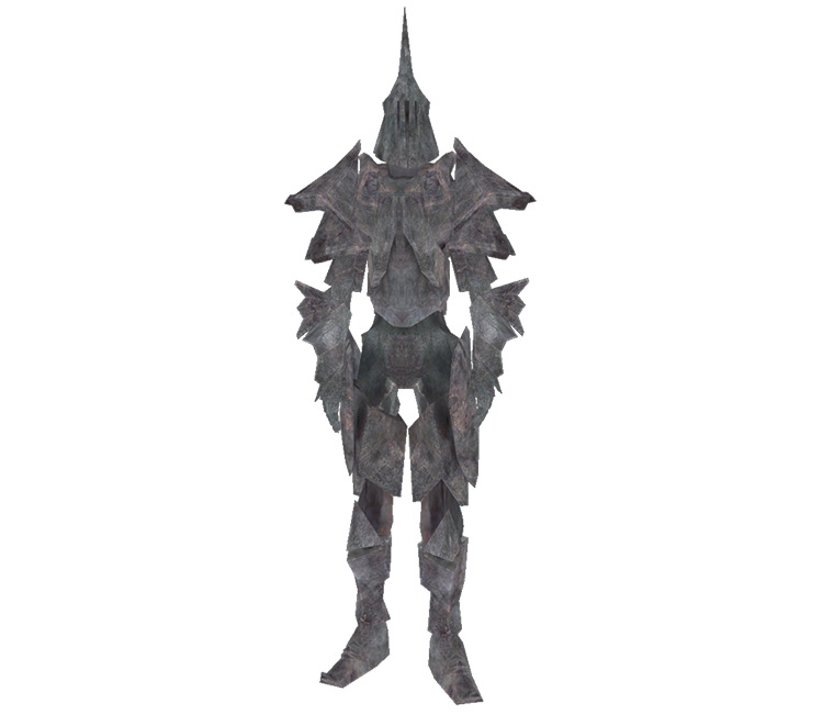 Knight of Order Armor TES Oblivion game