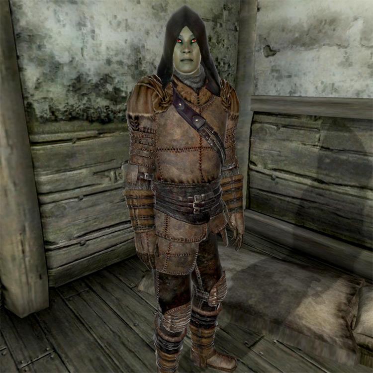 Morag Tong Assassin Armor TES Oblivion