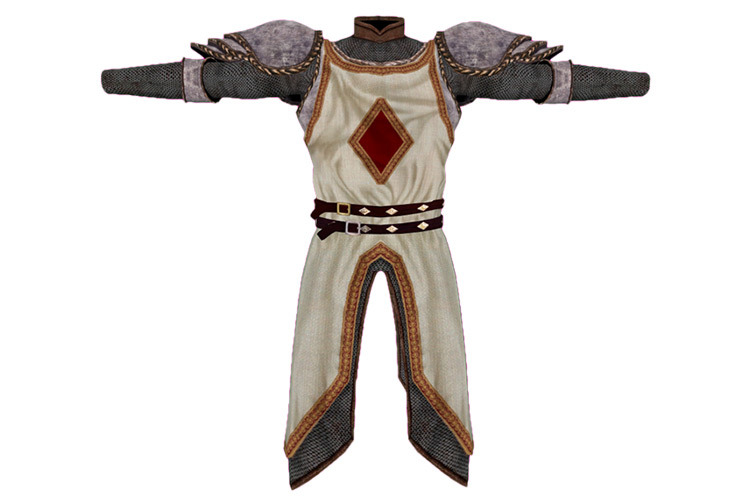 Armor of the Crusader TES Oblivion