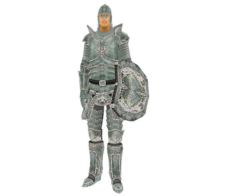Brusef Amelion's Armor TES Oblivion game