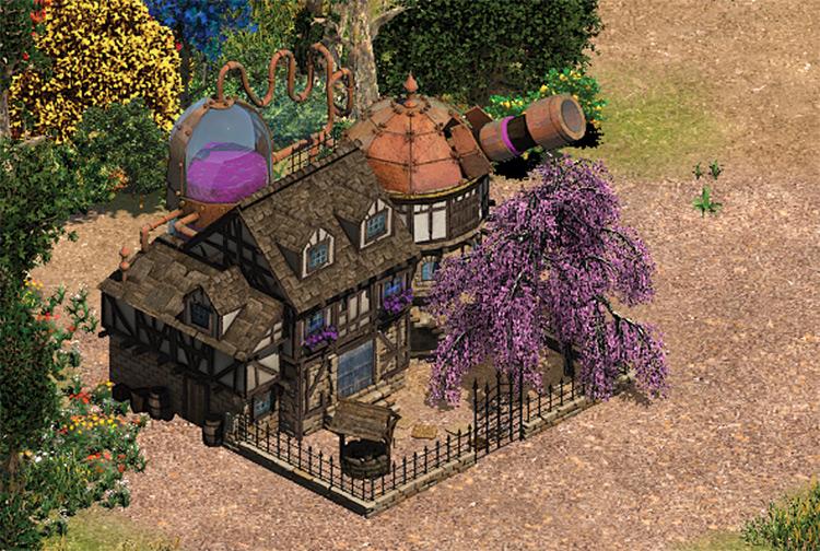Age of Fantasy Age of Empires II mod