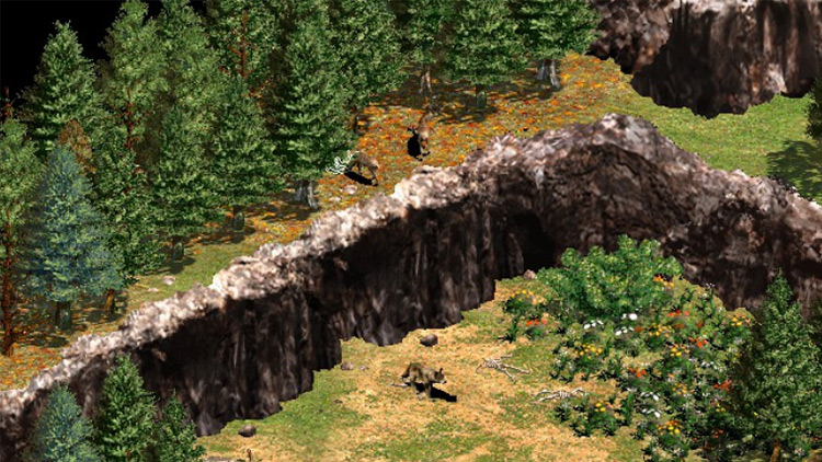 Nocturne's ALPHA WOLF Age of Empires II mod