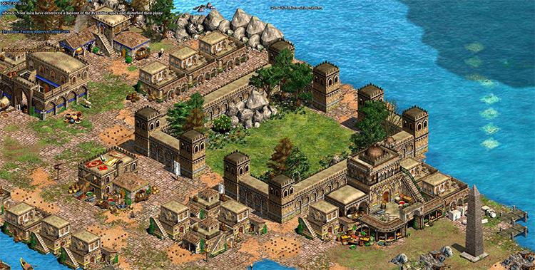Dandolo mod of Age of Empires II