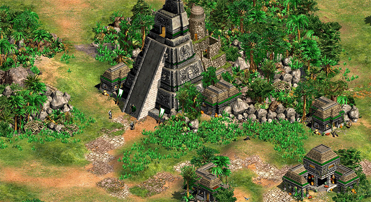 In the Name of the Serpent Age of Empires II mod