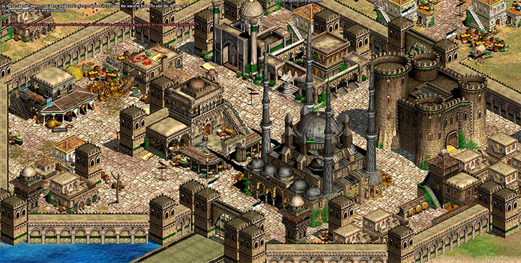 Thrones of Iberia mod in Age of Empires II