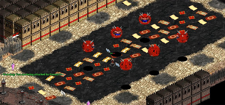 DOOM Episode 1-3 Age of Empires II gameplay
