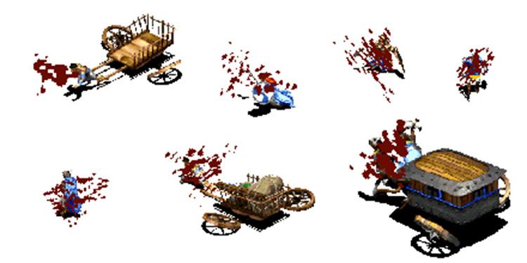 Enhanced Blood II Age of Empires II mod