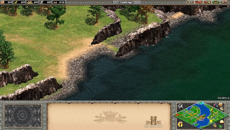 Summons HD Water Pack V2 Age of Empires II screenshot
