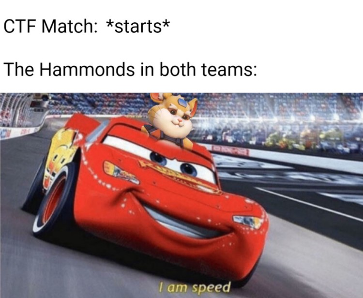 Cars Hammond I am speed