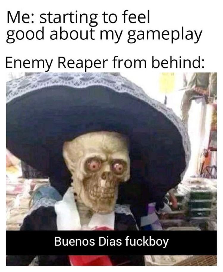 Buenos dias boy meme