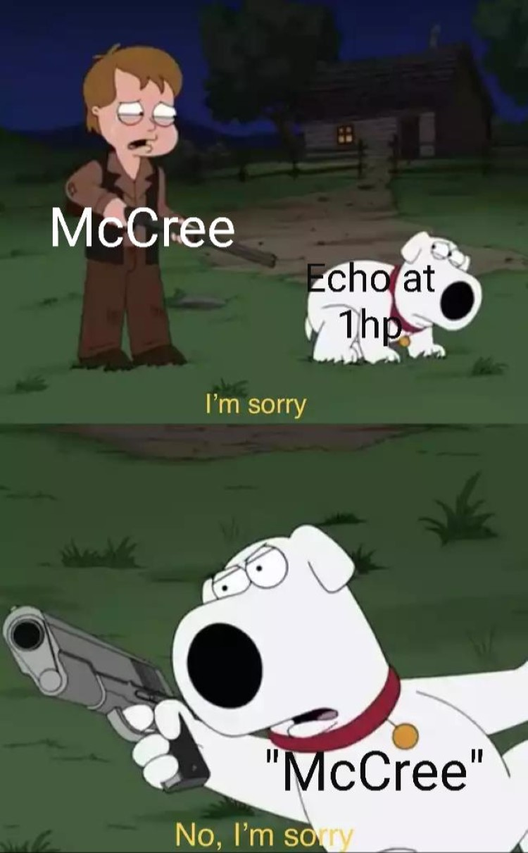 McCree no Im sorry