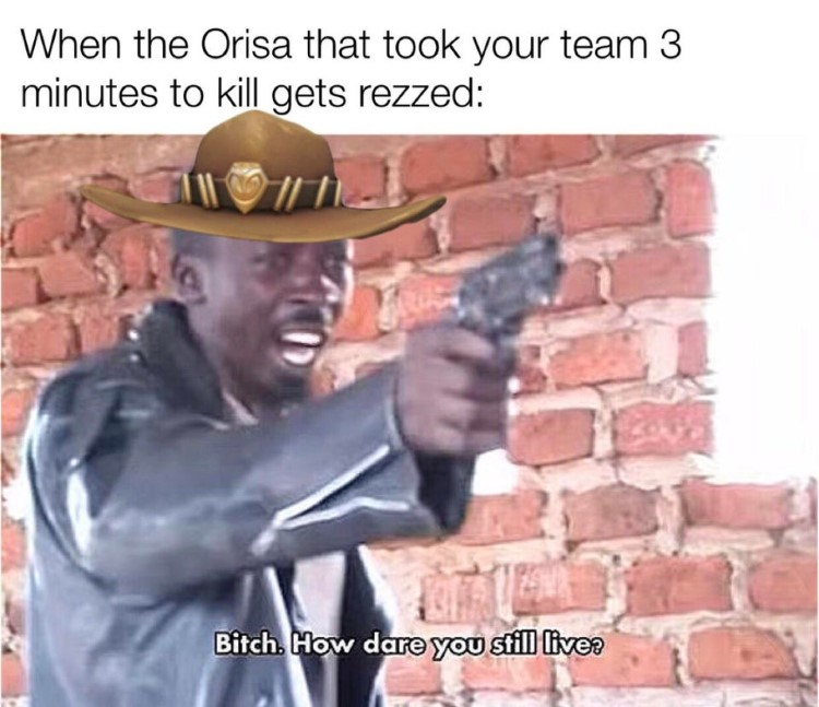 How is Orisa still team member