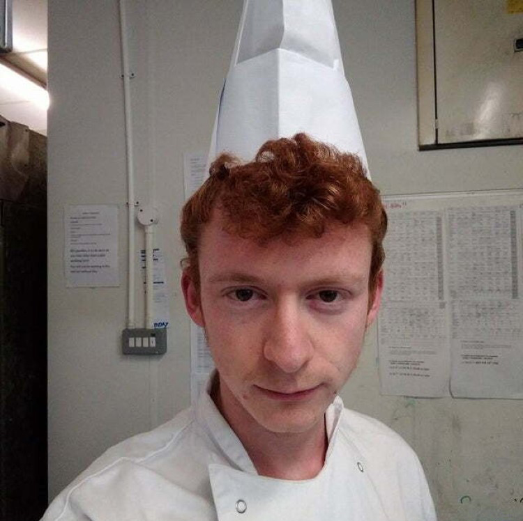 Real life remy from Rataouille