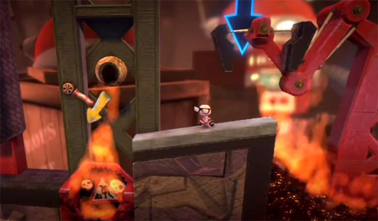LittleBigPlanet 2 PS3 screenshot