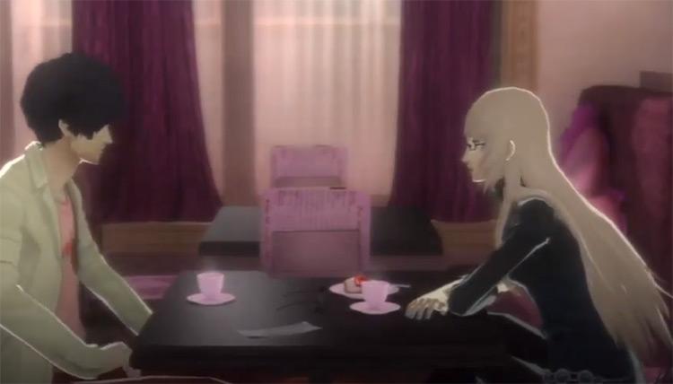Catherine gameplay on PS3