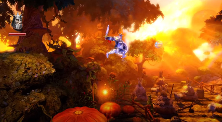 Trine 2 on PS3
