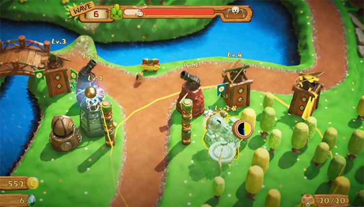 PixelJunk Monsters 2 on PS3