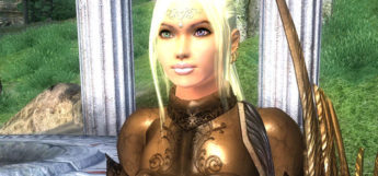 Vilja companion mod for Oblivion