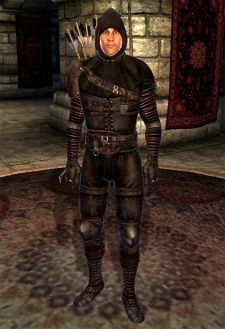 Dark Brotherhood Murderer follower in Oblivion