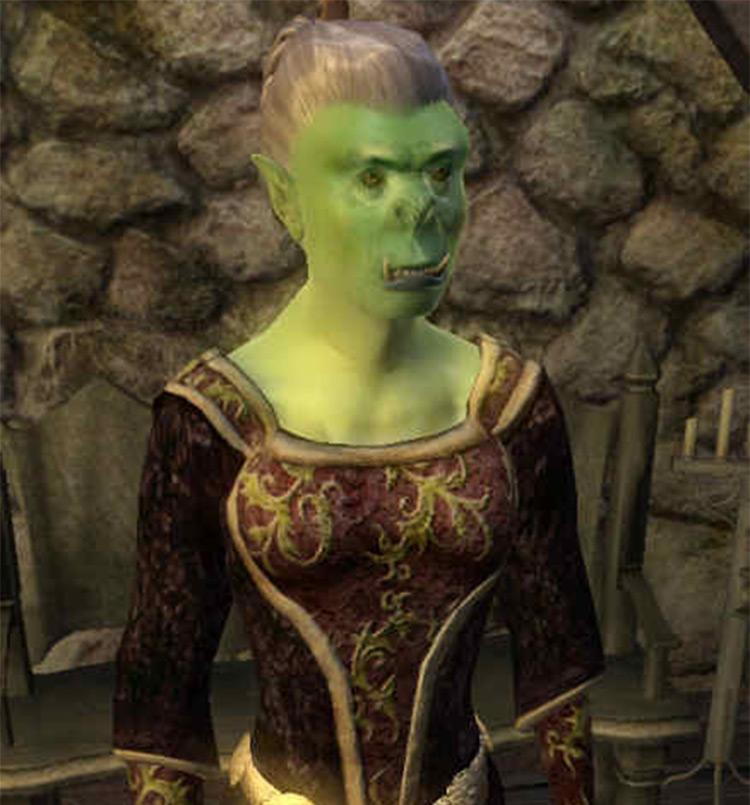 Lady Rogbut Gra-Shurgak Oblivion