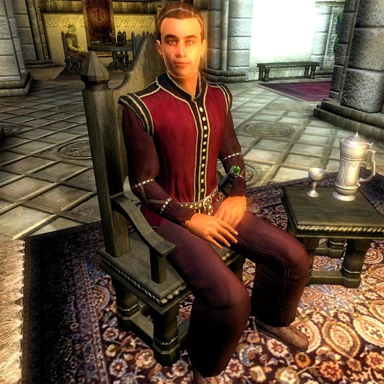 Velwyn Benirus in Oblivion