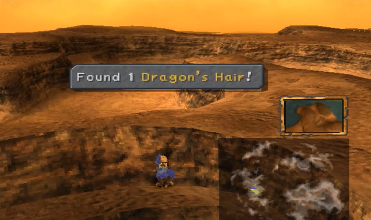 Dragon's Hair in FF9