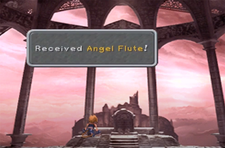 Angel Flute from FF9