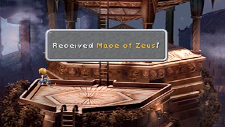 Mace of Zeus FF9