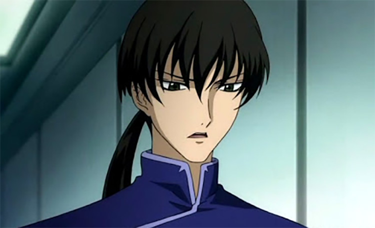 Hong Long in Mobile Suit Gundam 00 anime