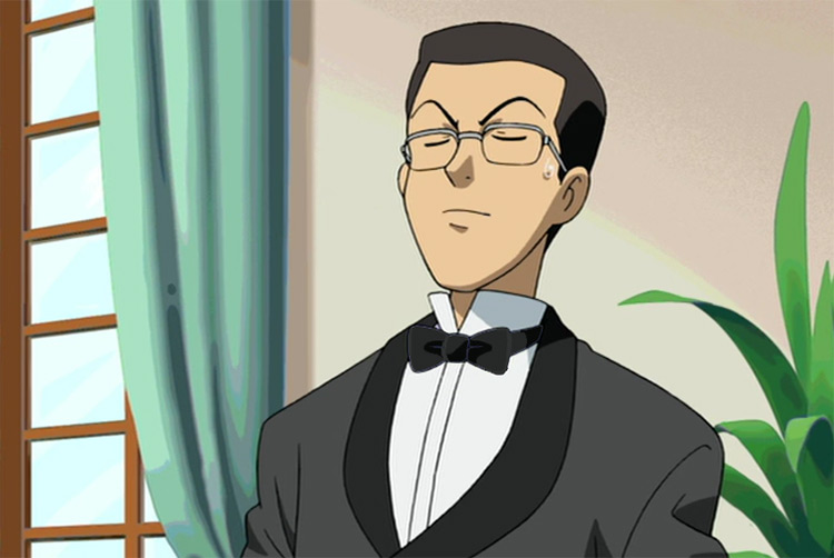 Mr. Tanaka in Sonic X anime