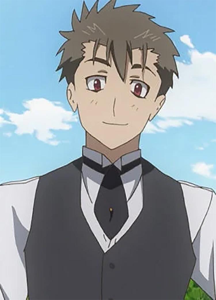 Hino Akiharu in Ladies Versus Butlers! anime