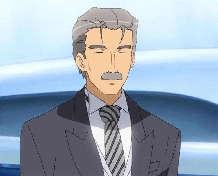 Arakawa in The Melancholy of Haruhi Suzumiya anime