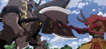 Sengoku Basara Samurai Kings screenshot