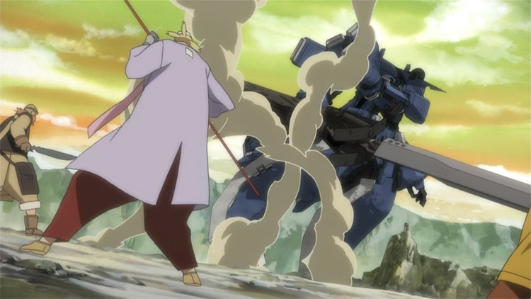 Samurai 7 anime