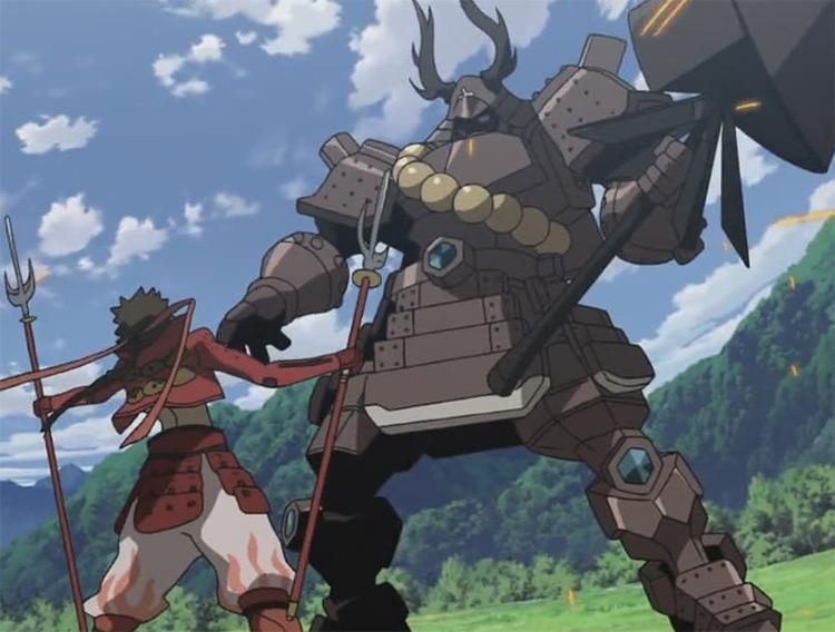 Sengoku Basara: Samurai Kings anime