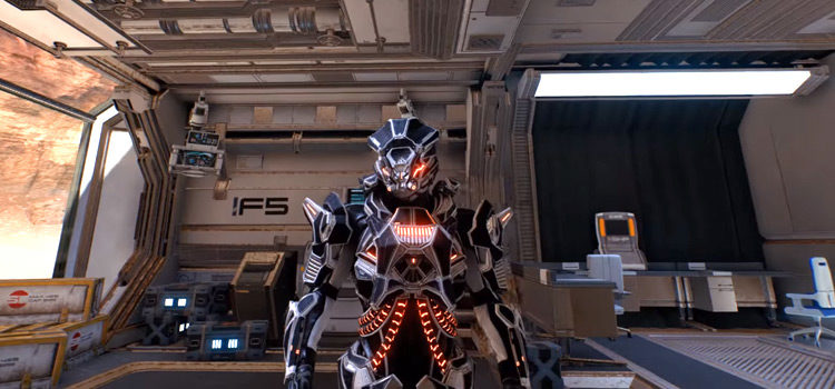10 Best Armor Sets in Mass Effect: Andromeda (And How To Get Them)