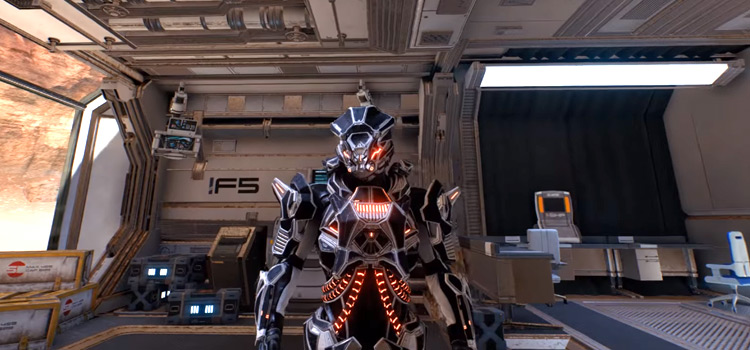 Remnant armor screenshot ME Andromedia gameplay