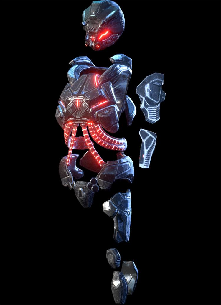 Remnant Armor Mass Effect: Andromeda Armor Set