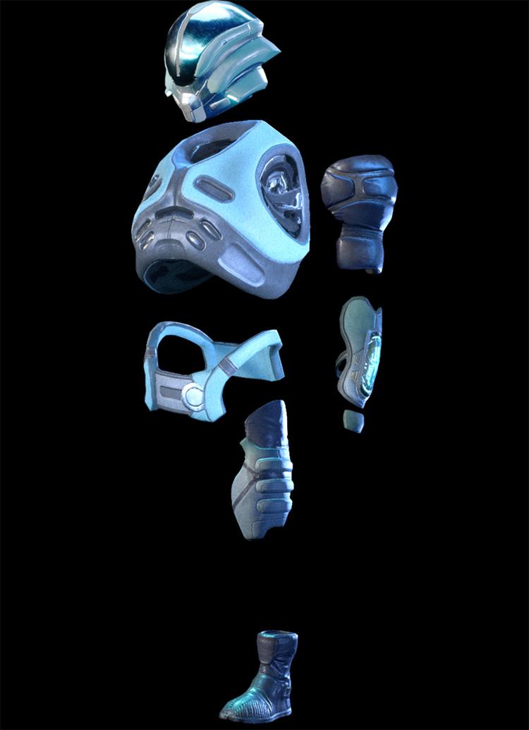 Angaran Armor Mass Effect: Andromeda Armor Set