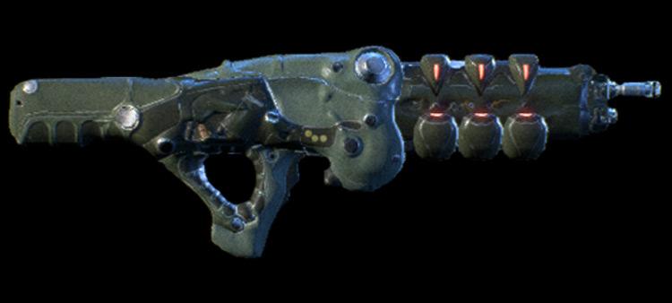 Thokin Mass Effect: Andromeda Assault Rifle