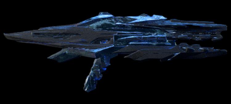 P.A.W. Mass Effect: Andromeda Assault Rifle